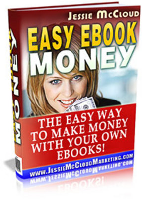 Product picture Easy E-book Money w/mrr