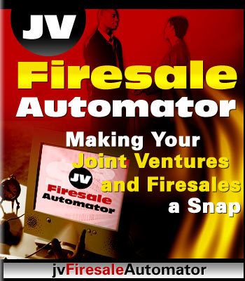 Product picture JV Firesale Automator